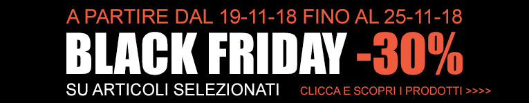 scienzanatura black friday 2018