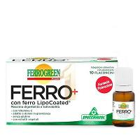 FERROGREEN PLUS FERRO+ 10X8ML