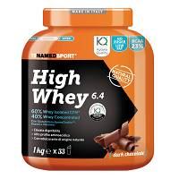HIGH WHEY DARK CHOCOLATE 1KG