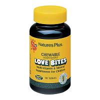 LOVE BITES Multivitaminico Masticabile 90 tavolette