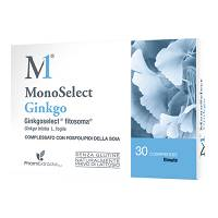 MONOSELECT GINKGO 30CPR