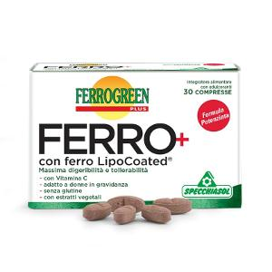 FERROGREEN PLUS FERRO+ 30CPR