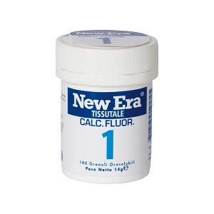 New Era 1 - Calcium Fluoratum 180 compresse