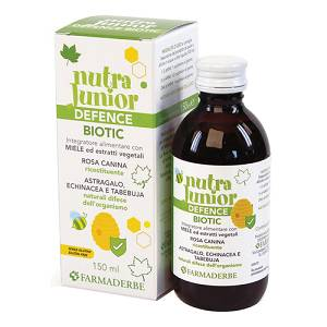 NUTRA JUNIOR DEFENCE BIOTIC