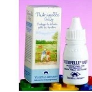 NUTRIPELLE BABY OLIO 20ML