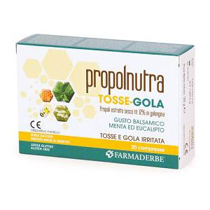 PROPOLNUTRA TOSSE-GOLA 20CPR