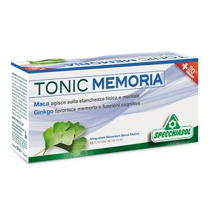 TONIC MEMORIA 12FLX10ML