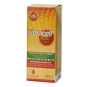 VIBRACELL Integratore Dieta 150 ml