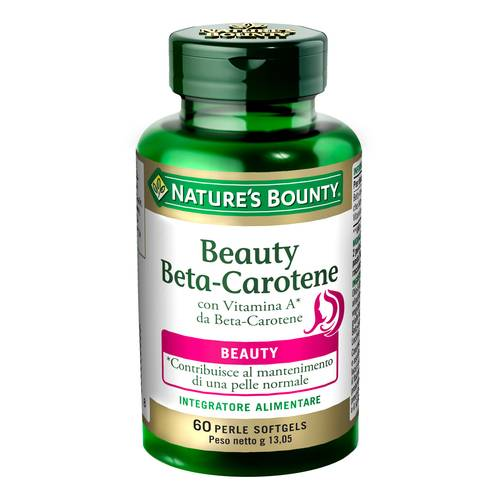 BEAUTY BETA CAROTENE 60PRL