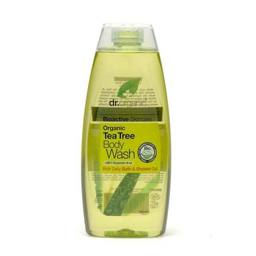 DR ORGANIC TEA TREE BODY WASH