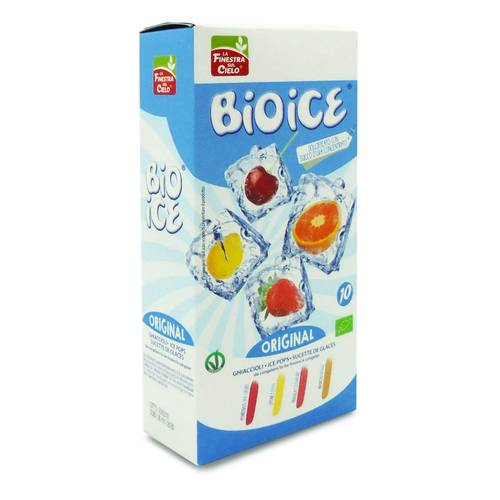 GHIACCIOLO 400ML BIO ICE