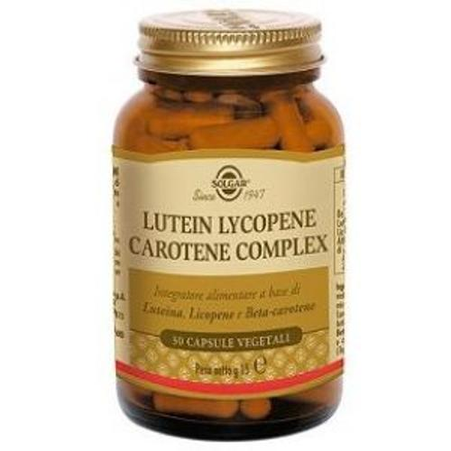 LUTEIN LYCOPENE CAROT COM30CPS