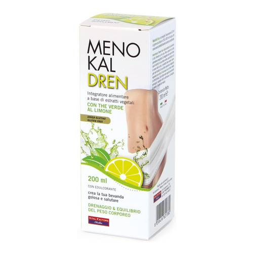MENOKAL DREN THE LIMONE 200ML