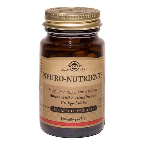 NEURO-NUTRIENTS 30CPS VEGETALI