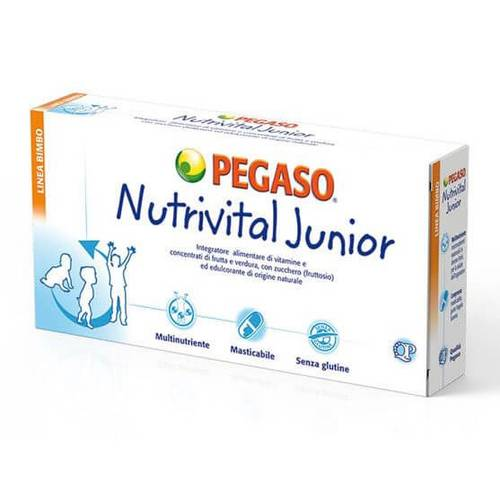 NUTRIVITAL JUNIOR 30CPR